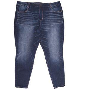 AE American Eagle Dream Jeans Hi-Rise  Plus 24
